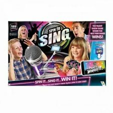 Worlds Apart 46466 Spin to Sing Game