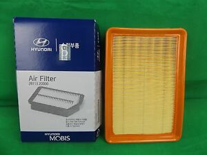 GENUINE HYUNDAI ELANTRA XD SERIES SEDAN & HATCHBACK 2.0 L PETROL AIR FILTER