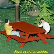 O Scale (1/48) Picnic Table for Plasticville and Lionel O & 027
