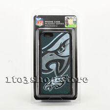 NFL Philadelphia Eagles Rugged Hard Case Cover for iPhone 6 iPhone 6s Teal/Black