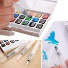 3Size Water Soft Brush Pen Paint For Watercolor Reusable Beginner Calligraphy W>