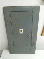 General Switch Co Breaker Box Cover Door Assembly Mb100 20