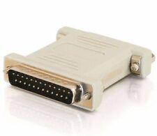 Gender Changer 25DM - 25DM, seriale / parallela 25 pin maschio a 25 Pin Maschio Adattatore