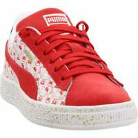 Puma Suede Classic X Hello Kitty Preschool Kids Girls  Sneakers Shoes Casual   -