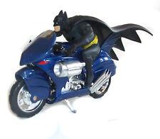Dc Comics Corgi Toys BATMAN on  Die Cast BATCYCLE  vehicle, BRILLIANT ITEM!