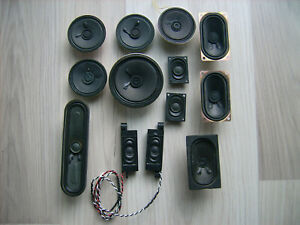 Lautsprecher Sammlung