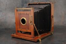 :Vintage Wooden 8x10 Large Format View Camera Century / Rochester / Scovill (?)