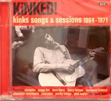 KINKED! Kink Songs & Sessions 1964-1971 - 26 VA Tracks on ACE #1463