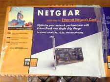 Netgear FA311 10/100 Mbps PCI Ethernet Network Card USED but in good condition