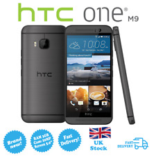 NEW HTC One M9 Camera 20MP RAM 3GB 4G Storage 32GB Unlocked Smartphone Grey