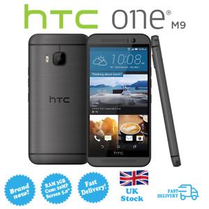 NEW HTC One M9 Camera 20MP RAM 3GB 4G Storage 32GB Unlocked Smartphone Grey