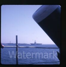 1967 kodachrome  Photo slide USS Tweedy Navy ship DE-532 #2