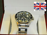 Seamaster Submariner Homage Best value Luxury Box 007 N.A.T.O Strap Tool GREEN