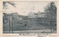 BRONXVILLE NY – Gramatan Hotel Rear View – udb – 1906