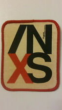 INXS Suicide Blonde Rare vintage Sew On patch music 2 aufnaher