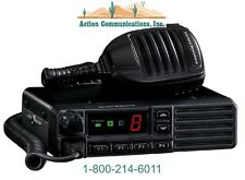 NEW VERTEX/STANDARD VX-2100, VHF 136-174 MHZ, 25 WATT, 8 CHANNEL TWO WAY RADIO