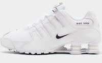 Nike Shox White Mens Shoes NZ EU 501524-106 Size 9