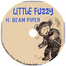 Little Fuzzy, H. Beam Piper Sci-Fi Planet Adventure Audiobook on 1 MP3 CD