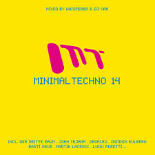 Minimal Techno 14 - Various Artists (2CDs) Neu - mixed by DJ Van & wHispeRer
