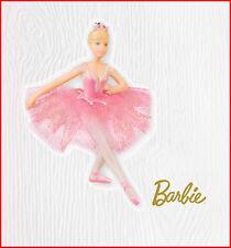 2010 Hallmark BARBIE BALLERINA Ornament PRIMA IN PINK *Priority Shipping*