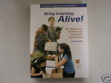 TCI Bring Learning Alve! Social Studies book 1583710132