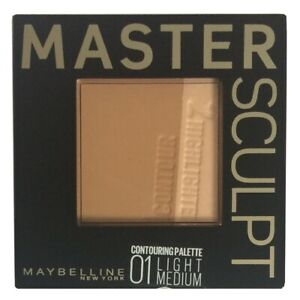 Maybelline Master Sculpt Contouring Palette 01 Light Medium