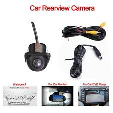 NEW 170 Waterproof Wide Car Reverse Camera Rear View Parking night vision kit TO