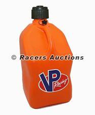Orange VP Motorsports Container Square 5 Gallon Gas Fuel Storage Can