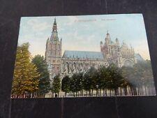 Nederland ansichtkaart 's HERTOGENBOSCH St Janskerk ongebruikt