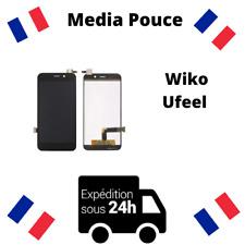 ECRAN LCD + VITRE TACTILE pour WIKO WIM LITE Noir