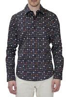 Robert Graham KISSIMMEE Sport Shirt RSS201065CF Tailored Fit Sz 2XL $198 NWT