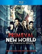 Primeval: New World (The Complete Series, 3 Disc Set, Blu-Ray) Used