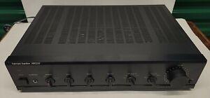 Rare Vintage Harman Kardon HK6200 Audiophile Stereo Integrated Amplifier Tested