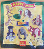 McDonalds Happy Meal Toy 2000 Tarzan Plush Cuddly Soft Toys - Various Characters