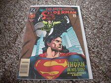 The Adventures Of Superman #521 (1939 Series) DC Comics NM/MT