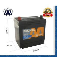 Batteria Auto 45 Ah - FIAT 500 L,D,R,F EPOCA sigillata Vecchia 500
