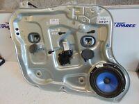 Hyundai Santa Fe MK2 06-12 Passenger Left front Electric window regulator Motor
