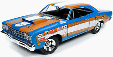 1969 Plymouth Road Runner Don Groether 1:18 Auto World 220