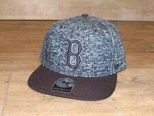 Boston Red Sox '47 Brand Blue Speck Snapback Hat Cap size Men's