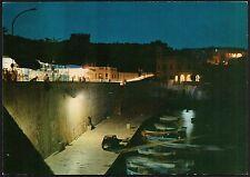 AA0149 Lecce - Provincia - Marina di Tricase - Scorcio panoramico notturno