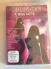 Karaoke 80s Hit Mr Big B .al And His Freinds Present Karaoke Dvd New Sealed