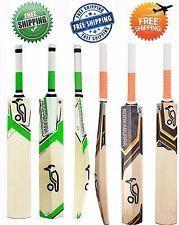 FREE SHIP 2016 Model 2 PCS KOOKABURRA KAHUNA + ONYX Cricket Bat Size SH
