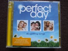 VA - Perfect Day 40 Uplifting Songs.Double CD.Both Discs Are In VGC.