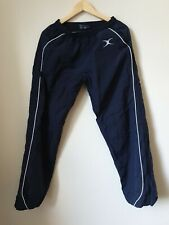 Gilbert Rugby Navy Tracksuit Trousers Size Medium.