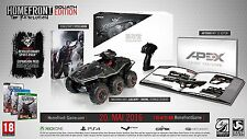 Xbox One Homefront The Revolution Goliath Edition inkl. Ferngesteuerte Drone NEU