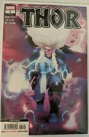 THOR #1 Second (2nd) Print (BLACK WINTER) Donny Cates - Marvel Comics