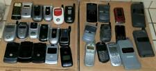 29 Motorola Cell Phones *Parts Repair Untested* Filp Vintage Different Carriers