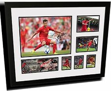 PHILIPPE COUTINHO LIVERPOOL FC SIGNED LIMITED EDITION FRAMED MEMORABILIA