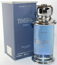 Thallium By Yves De Sistelle 3.3oz/100ml Edt Spray For Men New In Box