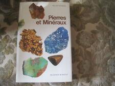 Walter SCHUMANN: Pierres et minéraux. Delachaux et Niestlé